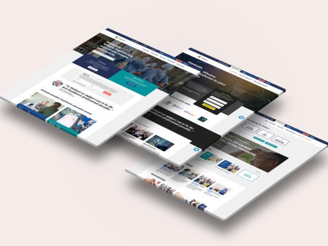 Brand architecture & website