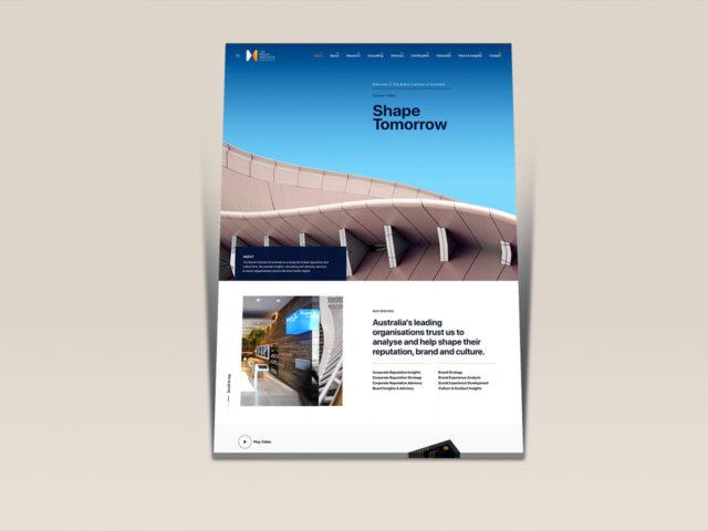 Website Design, Development, & Online Strategy