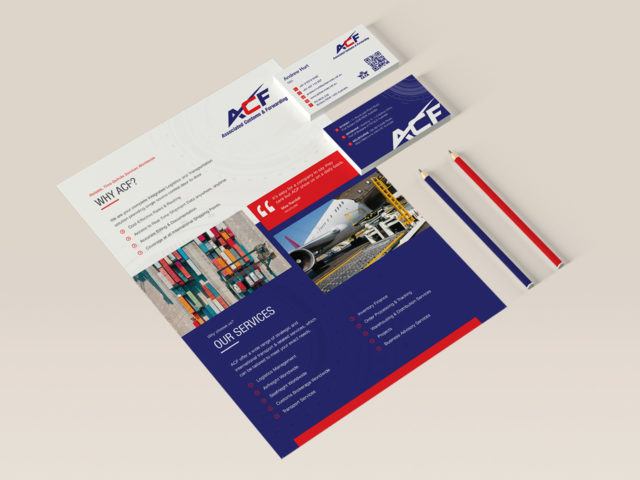 Company Collateral & Communications
