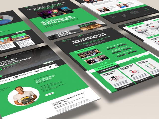 Brand Creation & Website Design
