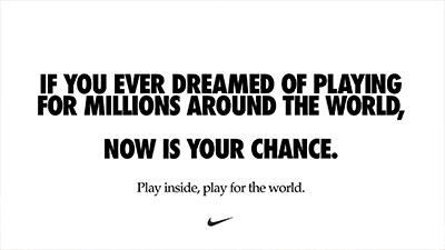 covid-19 Nike