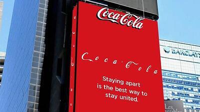 covid-19 Coke-a-cola